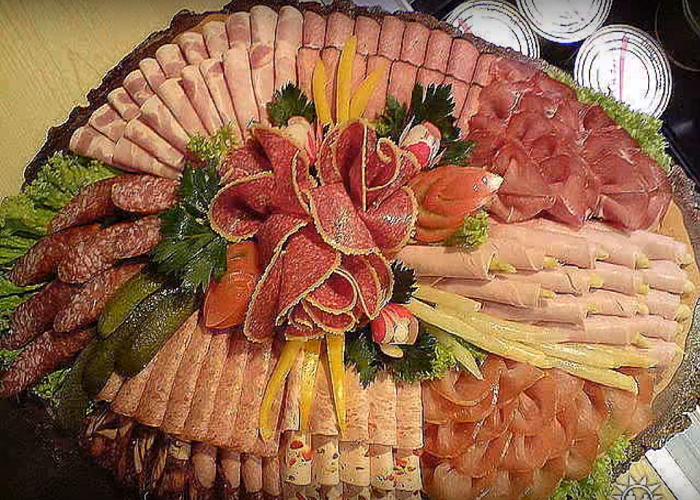 популярные пошаговая схема выкладки нарезки мяса фото множество импортных лекарств